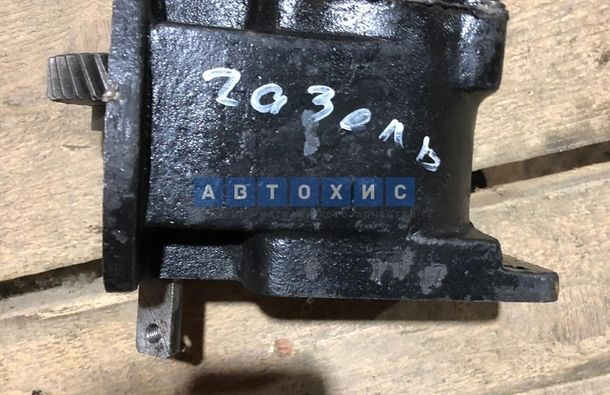 Коробка отбора мощности ГАЗель 3302 под насос НШ 3512-4202010