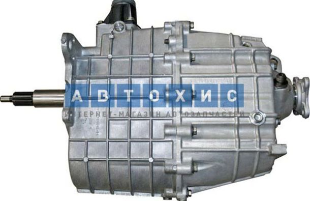 Коробка переключения передач КПП ГАЗ-3307 5 ст. дв. ЗМЗ-513